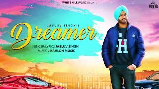 Dreamer (Motion Poster) Jasluv Singh | Releasing on 20th Feb | White Hill Music