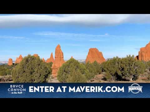 Bryce Canyon in the Fall Sweepstakes from Maverik Adventure Getaways