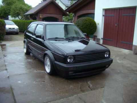 vw golf 2 gti g60 syncro reactivation youtube. Black Bedroom Furniture Sets. Home Design Ideas