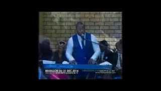 Pasteur Moise Mbiye - Oza Mosantu
