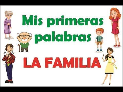 mis-primeras-palabras---la-familia