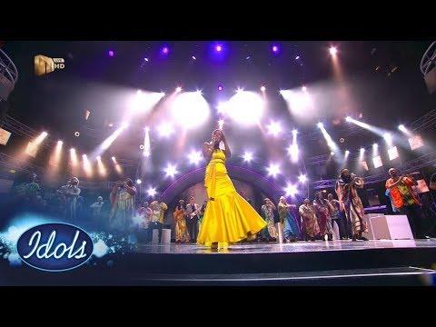 Top 4 Reveal: Yanga - 'Avulekile Amasango / One Love' – Idols SA | Mzansi Magic