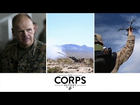 The Commandant addresses online conduct and Marines deploy to Syria | The Corps Report Ep. 94
