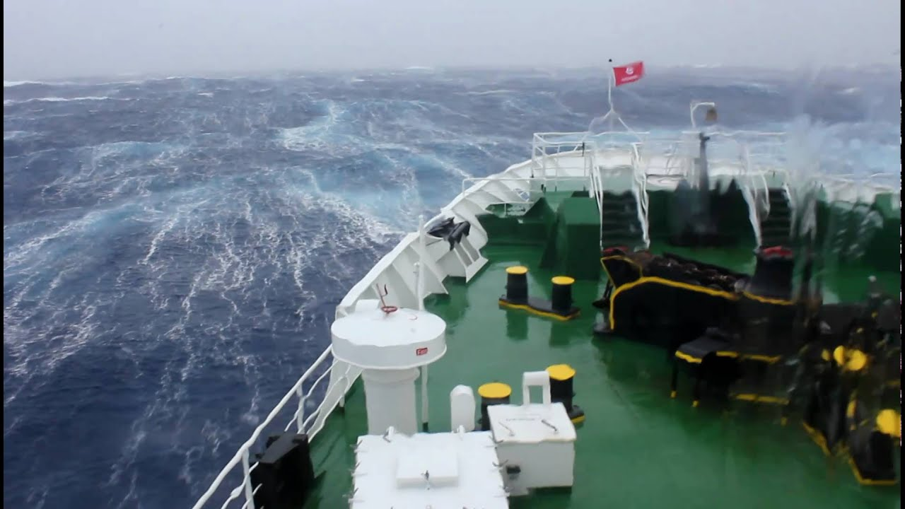 Travel Trip 100 Antarctic Expedition Drake Passage