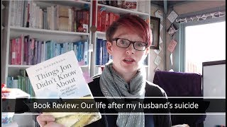 Book Review - Life after my husband's suicide - Sue Henderson