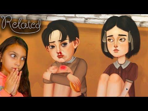 УЗНАЙ ТАЙНУ ДЕТСКОГО ПРИЮТА! Спасаем девочку! Related - игра как Creepy Tale и Френ Боу Валеришка