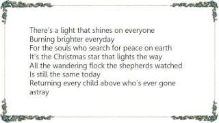 CeCe Winans - Christmas Star Lyrics