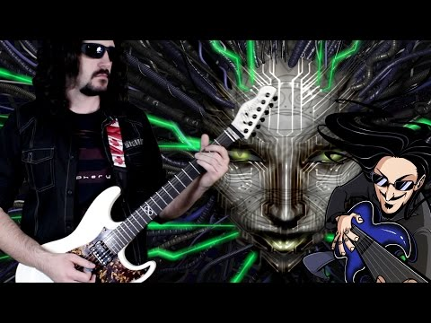 "System Shock 2 - Med Sci 1 ""Epic Rock"" Cover (Little V)"