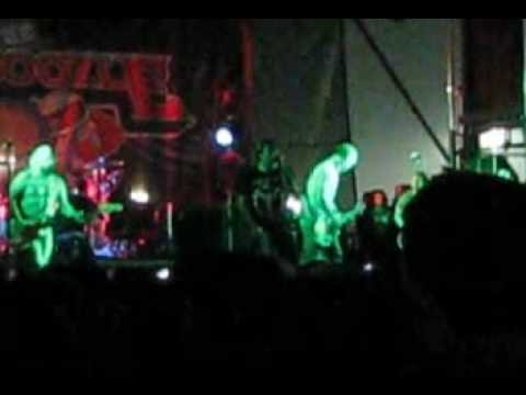 New Found Glory - Armatage Shanks (Green Day Cover live Hoodwink 2009)