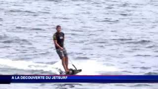 Le jet surf sur la vague du succès