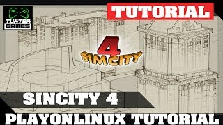 Tutorial SimCity 4 no Linux