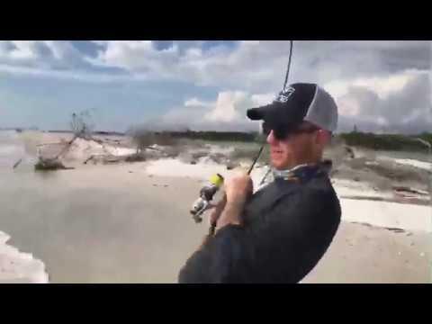Fishing Tigertail Beach - Marco Island, FL