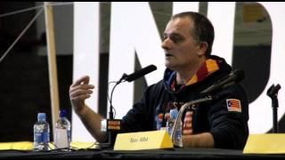 Monoleg Ser o no ser. Toni Albà. Assemblea Nacional Catalana