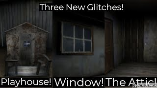 Granny [Update] 3 New Glitches!