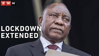 After South Africa was initially meant to go on lockdown for 21 days, President Cyril Ramaphosa announced that this would be extended for a further two weeks in an effort to contain the fast-spreading coronavirus.