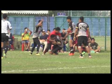 Kejohanan Ragbi 7 Sebelah Kebangsaan 2016 di Terengganu 6-7 Ogos 2016