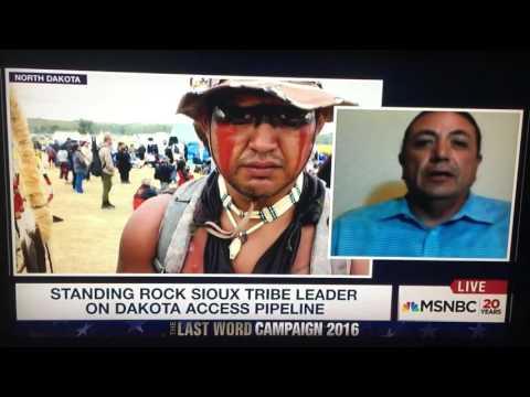 Standing Rock Interview