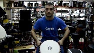 Как сыграть ритм на джембе?