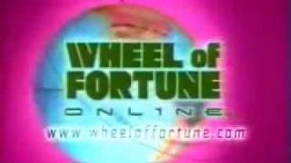 Wheel of Fortune Online (1998)/KingWorld (1989)/CTT (1996)