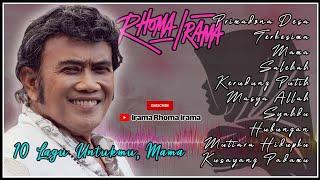 Download 10 Lagu Rhoma Irama Untukmu, Mama