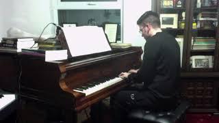 Contact (Main Theme) Music by Alan Silvestri (1997) Sean Whytock, Piano (24/12/2020)