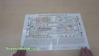 видео ЭЛЕКТРОСХЕМА  ГАЗ-3302,-2705 (ГАЗЕЛЬ)