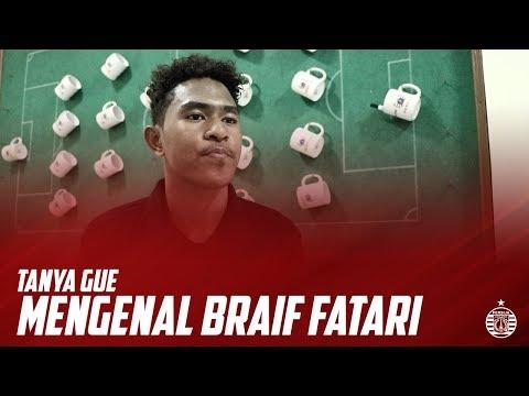 Mengenal Braif Fatari, dari Garuda Select Hingga ke Persija