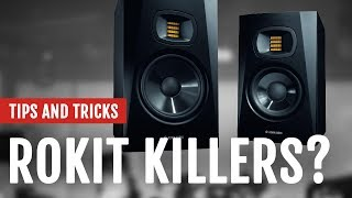 Review: ADAM Audio T Series Studio Monitors | Tips and Tricks