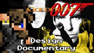 "Goldeneye 007 (N64) - The Game that Changed the ""Doom Clone"" - Design Documentary"