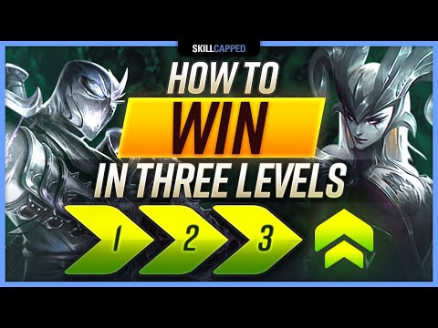 How to WIN in Three Levels on ANY Top Laner! - Top Guide