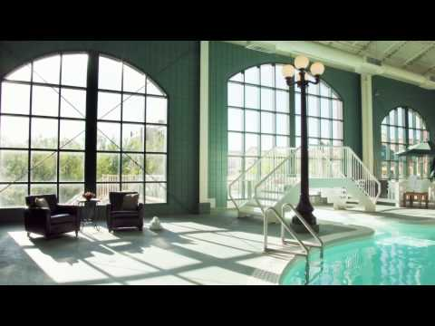 Temple Gardens Mineral Spa Resort, Moose Jaw Saskatchewan