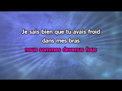 Marie-Mai -  Sans cri ni haine (Karaoké)
