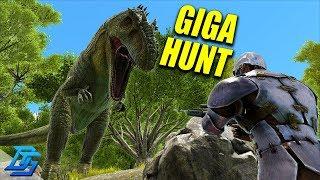 WAR QUETZAL BUILT, GIGA HUNT BEGINS! - Ark Survival Evolved Gameplay - Part 18