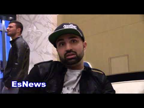 Paulie Malignaggi Why It's Very Tough To Do Proper Testing In Boxing  EsNews Boxing