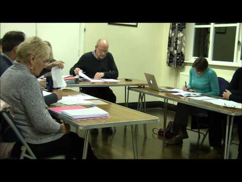 Hilton Parish Council Meeting 7th April 2015