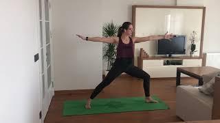Evde Sabah Rutini Yoga