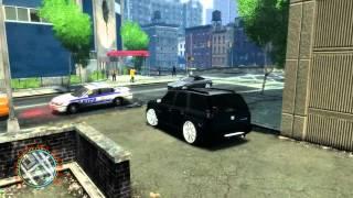 Gta IV cars -  Cadillac Escalade tuning #4