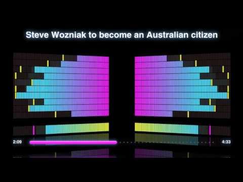 Apple founder Steve Wozniak to become Australian citizen