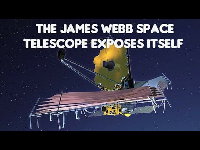 Flat Earth: The James Webb space telescope exposes itself.