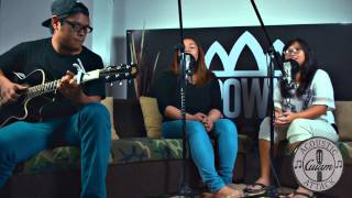 Time After Time- Cyndi Lauper (Acoustic Attack Guam Cover)