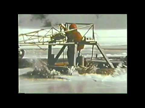 SS Manhattan Arctic Sea Trials