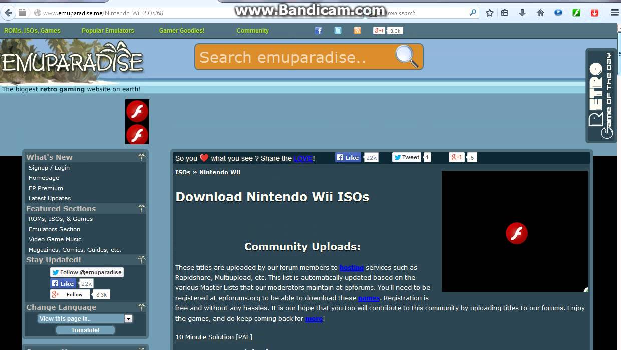 where to download wii iso