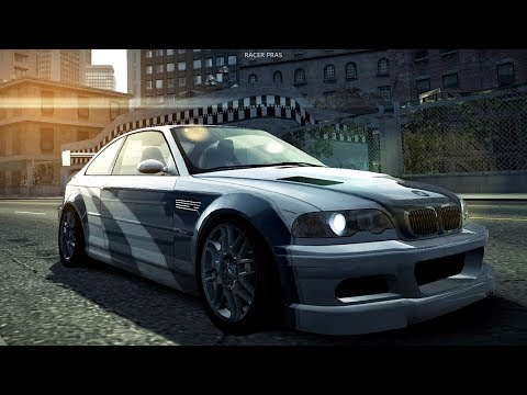 Need For Speed World Offline Most Wanted Bmw M3 Gtr E46 Unlocalized String Team Escape
