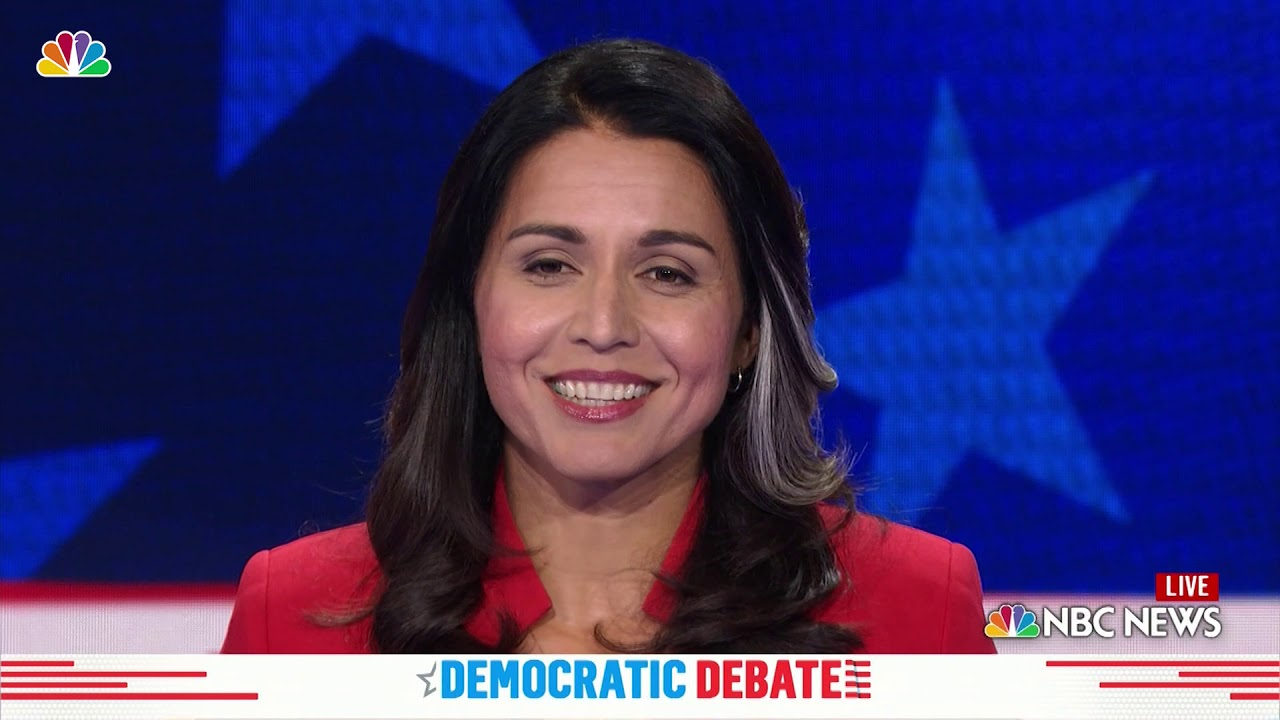 Who is Tulsi Gabbard? What to know about the 2020 Democratic presidential candidate