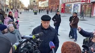 Губернатор о ремонте проспекта Кирова