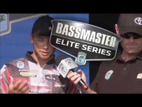 2013 Elite Series on St. Lawrence River