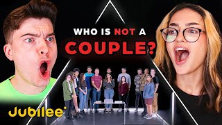 6 Real Couples VS 1 Fake Couple
