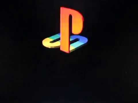 Playstation 2 console start up with ps1 logo noise lag - High resolution playstation logo ...