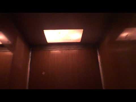Электрический лифт (г. Одинцово), V=0,71 м-с, г-п 320 кг (58)
