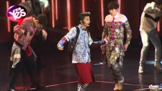 【5年前】2PM香港巡準時Jun K.歸隊 澤演玩透視佑榮扮學生 jun.k 検索動画 30